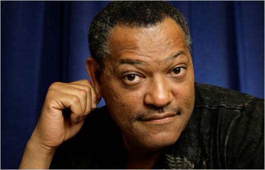 laurence fishburne description